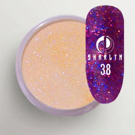 Акриловая пудра цветная / Glitter Collection