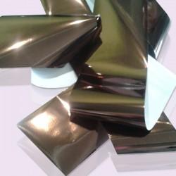 Фольга для ногтей переводная, brown