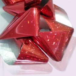 Фольга для ногтей переводная, red