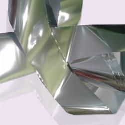 Фольга для ногтей переводная, silver