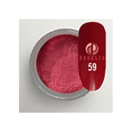 Акриловая пудра цветная / Red Collection 59