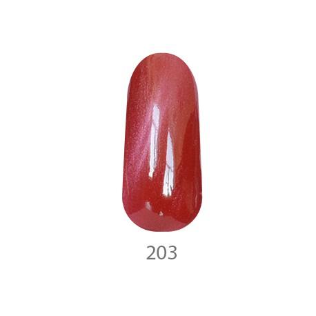"Гель-лак ""Кошачий глаз"" ТМ My Nail №203"