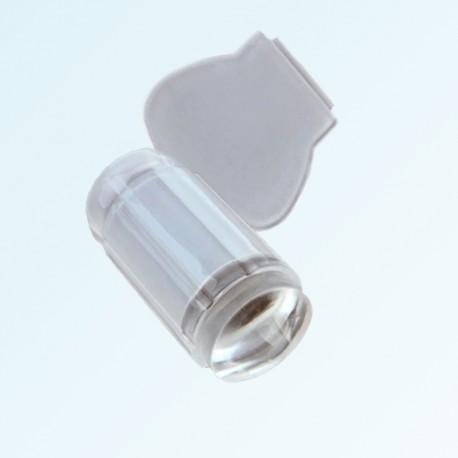 Прозрачный силиконовый штамп