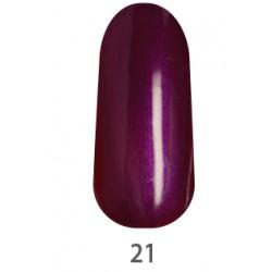 Гель-краска для ногтей, №21, 5мл