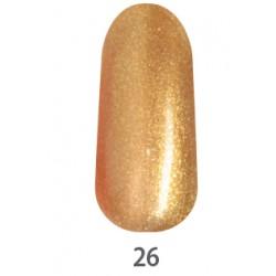 Гель-краска для ногтей, №26, 5мл