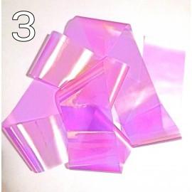 Фольга «Битое стекло» №3
