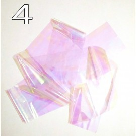 Фольга «Битое стекло» №4