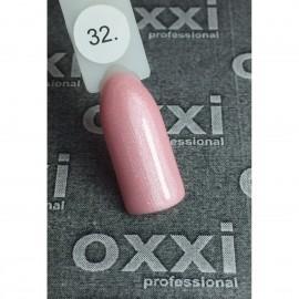 Гель - лак Oxxi №32 (нежно-розовый с микроблеском)