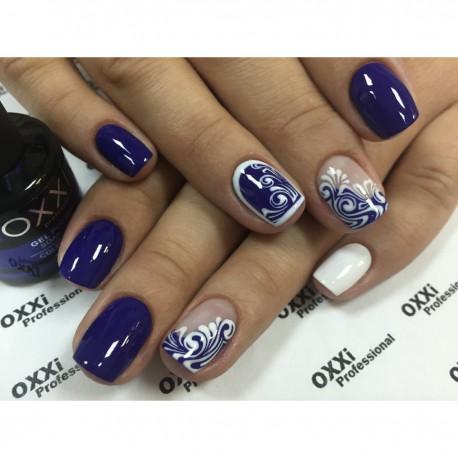 Гель - лак Oxxi №51 (фиолетовый, эмаль)