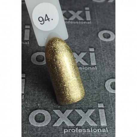 Гель - лак Oxxi №94 (золото)