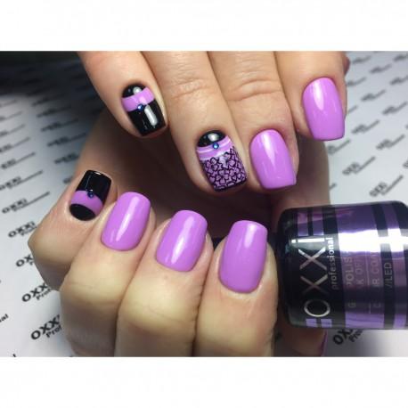 Гель - лак Oxxi №102 (лиловый, эмаль)