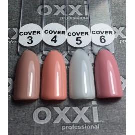 База камуфлирующая №4 / OXXI Professional Cover Base 8 мл