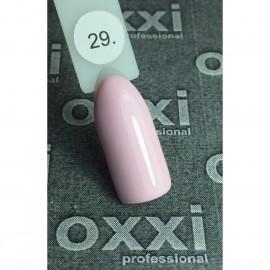 Гель - лак Oxxi №29