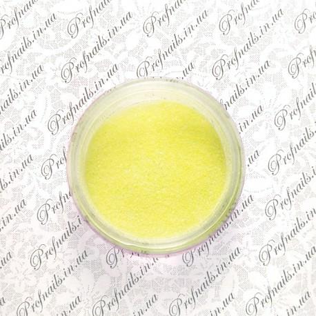 Сахарный песок №09 лимонный