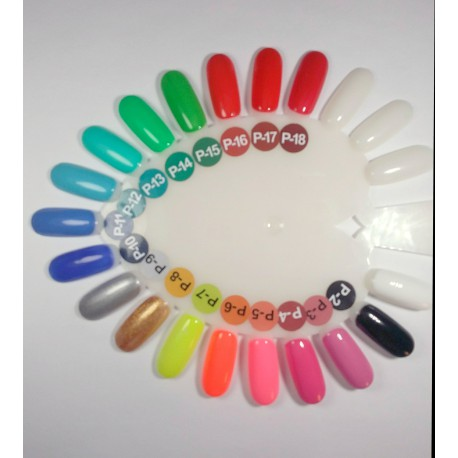 Гель-краска для ногтей, №6