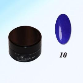 Гель-краска для ногтей, №10