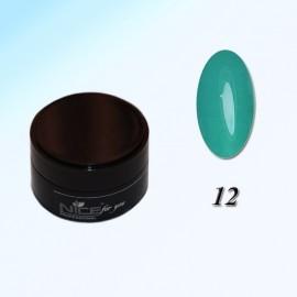 Гель-краска для ногтей, №12