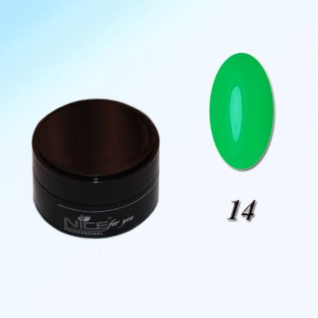 Гель-краска для ногтей, №14