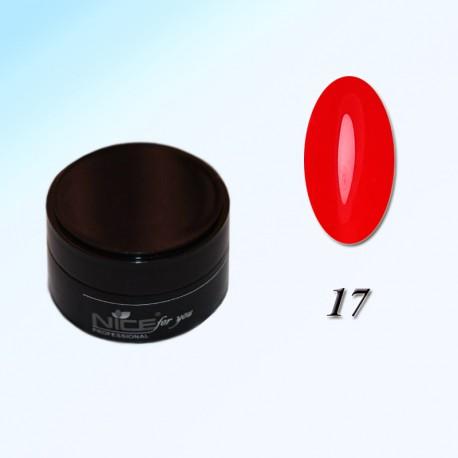 Гель-краска для ногтей, №17