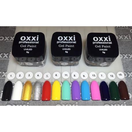 Гель-краска для ногтей, №01