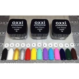 Гель-краска для ногтей ТМ Oxxi №10