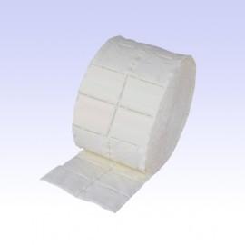 Салфетки безворсовые в рулоне 100 шт, 5х4