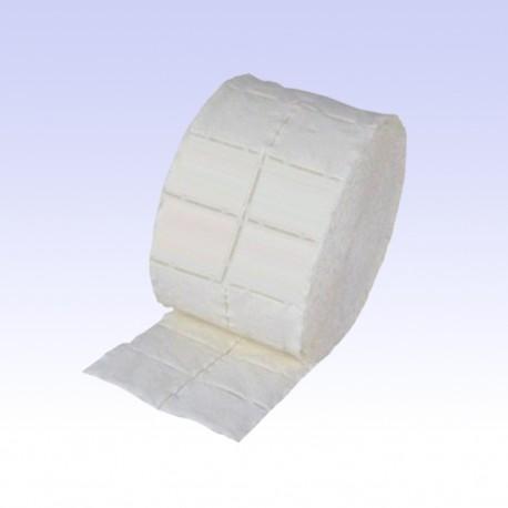 Салфетки безворсовые в рулоне 500 шт, 5х4