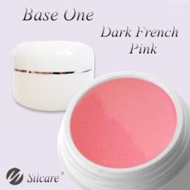 Гель для наращивания ногтей, камуфлирующий - Dark French Pink