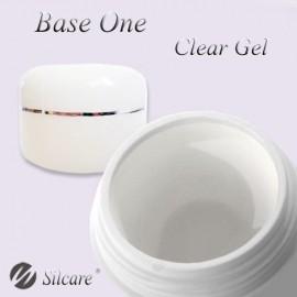 Гель для наращивания ногтей, прозрачный - Clear Gel
