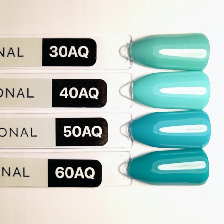Гель-лак Kodi №AQ 50 (бирюза, эмаль) 8мл