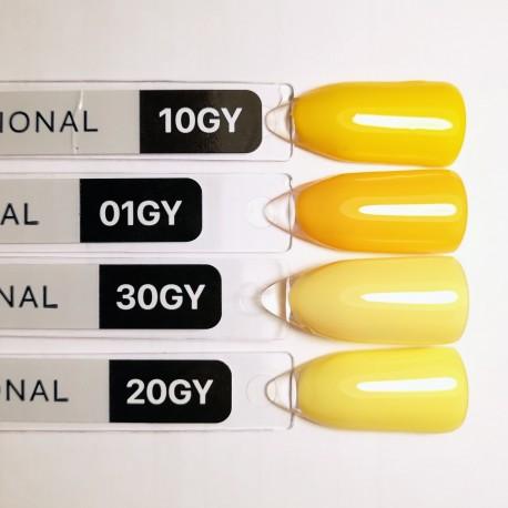 Гель-лак Kodi №YE 01 (желто-горчичный, эмаль) 8мл