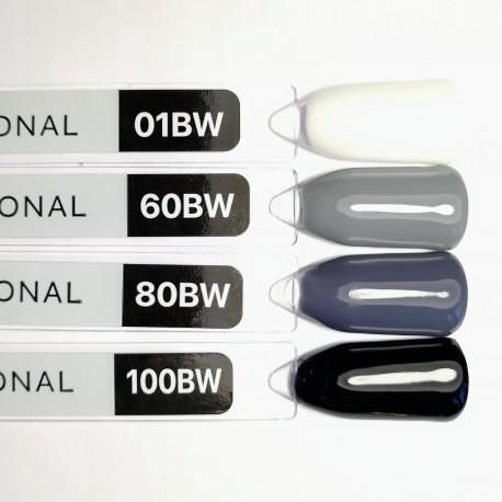 Гель-лак Kodi № 01 BW (ярко-белый) 8мл