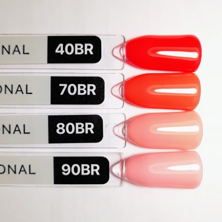 Гель-лак Kodi № 01 BR (пурпурный, неон) 8мл