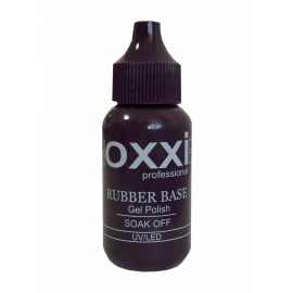База каучуковая / OXXI Professional Rubber Base 30 мл
