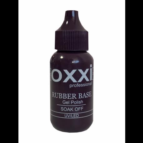 База каучуковая / OXXI Professional Rubber Base 30 мл