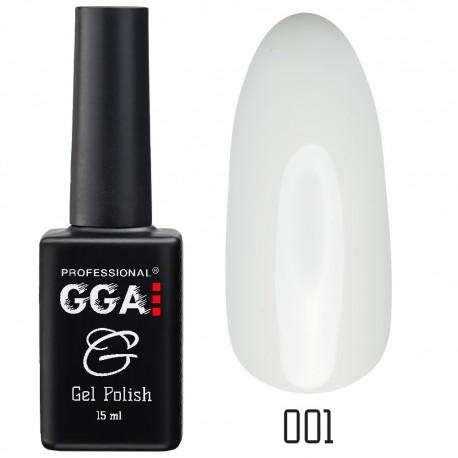 Гель-лак GGA Professional №01