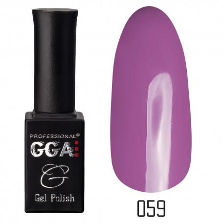 Гель-лак GGA Professional №59