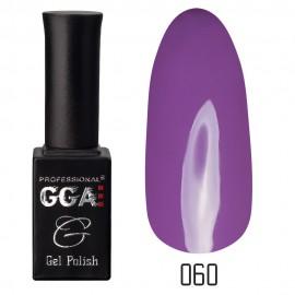 Гель-лак GGA Professional №60