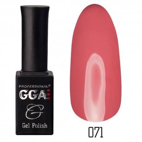 Гель-лак GGA Professional №71