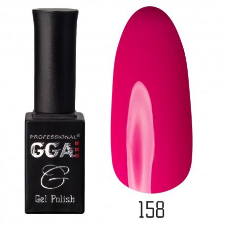 Гель-лак GGA Professional №158