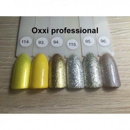 Набор для покрытия ногтей гель-лаком OXXI с LED лампой