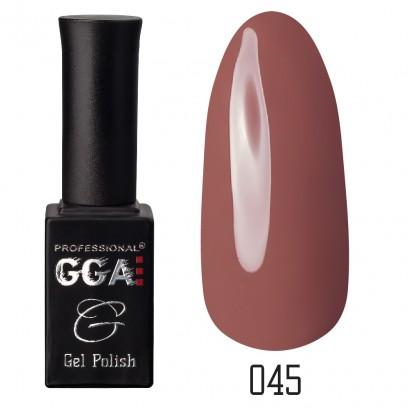 Гель-лак GGA Professional №45