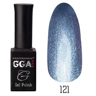 Гель-лак GGA Professional №121