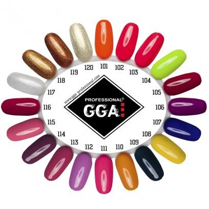 Гель-лак GGA Professional №107