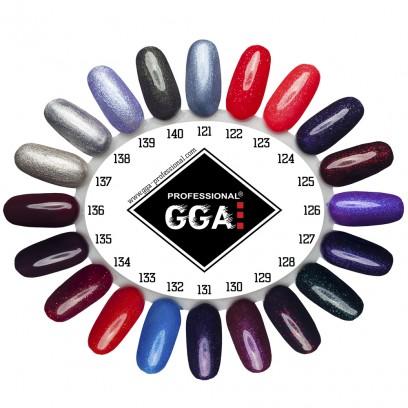 Гель-лак GGA Professional №124