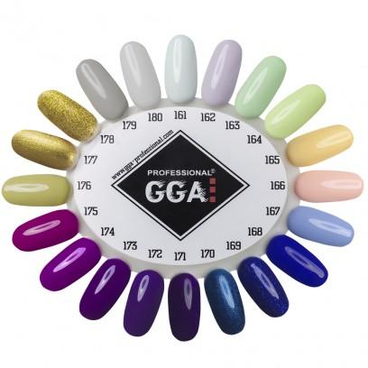 Гель-лак GGA Professional №168