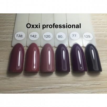 Гель - лак Oxxi №129