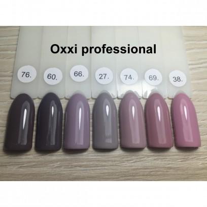Гель - лак Oxxi №76