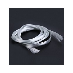 Fiber Glass, стеклянные нити Стекловолокно для наращивания и ремонта ногтей 1 м