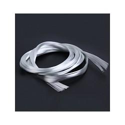 Fiber Glass, стеклянные нити Стекловолокно для наращивания и ремонта ногтей 50 см